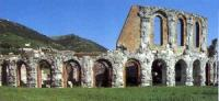 Gubbio roman theatre