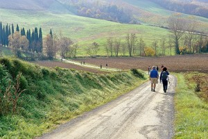 walking in Tuscany 4jpg